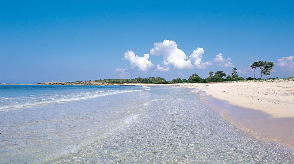 1. Playa de Es Trenc (Campos)