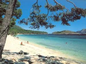 Playa de Formentor (Pollensa)