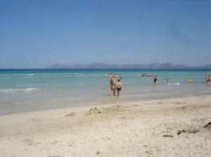Playa de Muro (Muro):