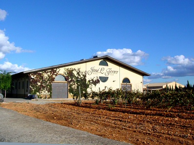 Jose Ferrer Vineyard Bissilem